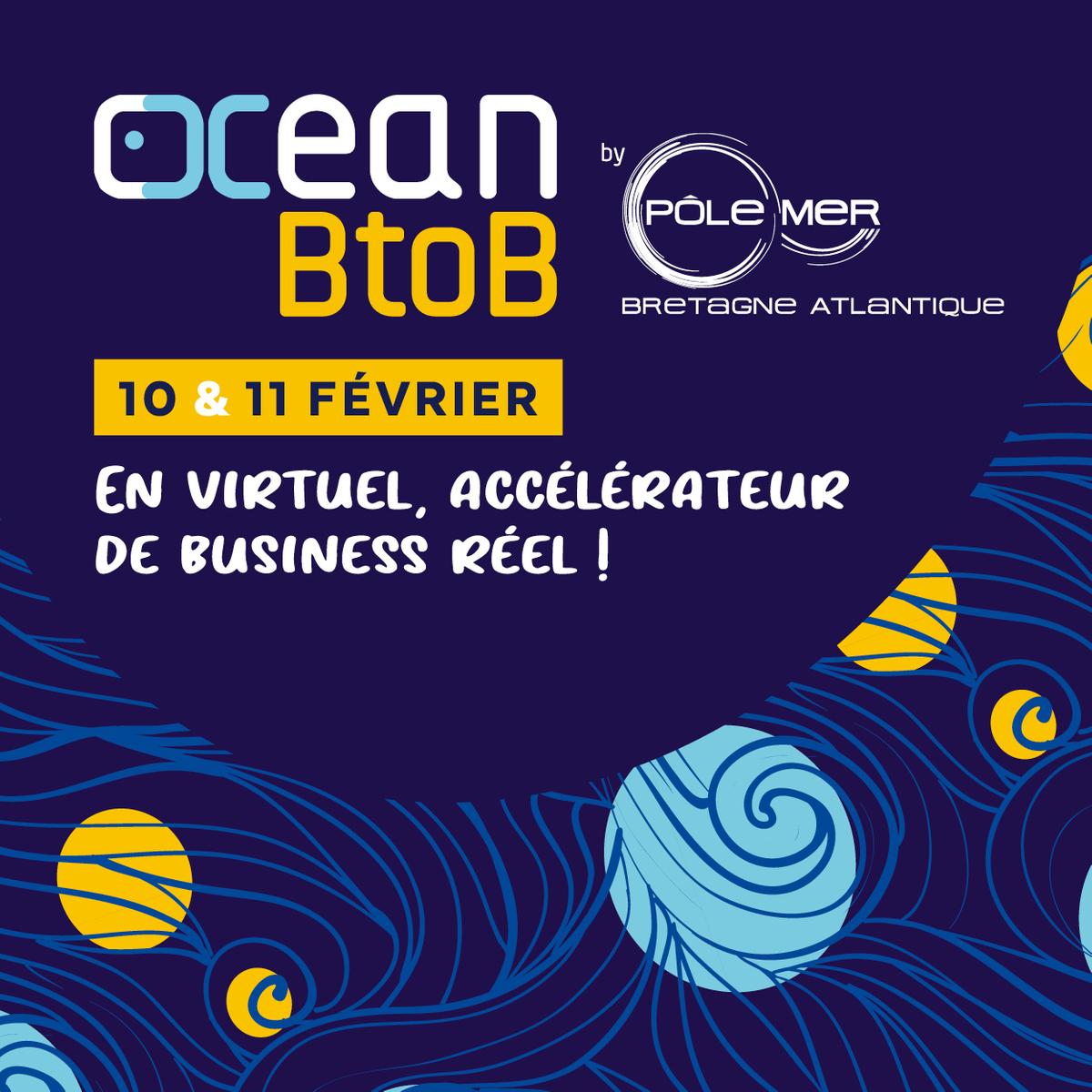 OCEAN BtoB 2021En virtuel, accélérateur de business réel !